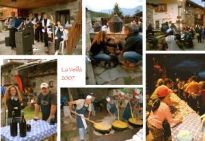 La Magdeleine > La Veillà (luglio 2007)