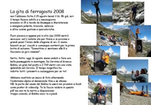 CDF, Cartolina di ferragodto 2008