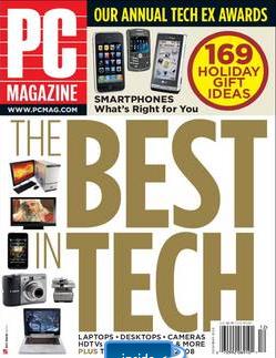 PcMagazine > december 2008