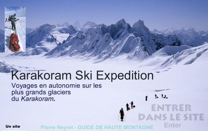 Karakoram Ski Expedition > Homepage