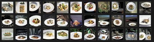 El Bulli > General Catalog > Dishes