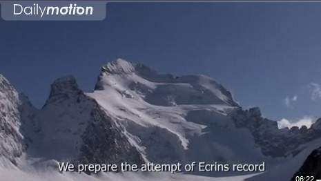TLC Production > Barre des Ecrins