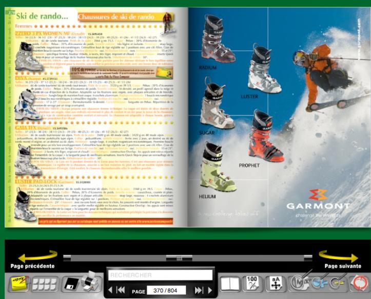 VIEUX_CAMPEUR > Catalogo 2009-2010