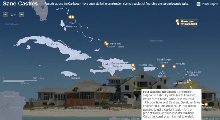 WSJ > Sand Castles (grafico interattivo)