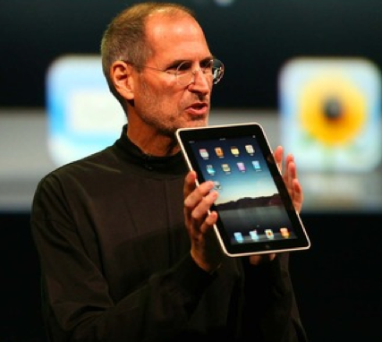 New York Times > Steve Jobs e l'iPad