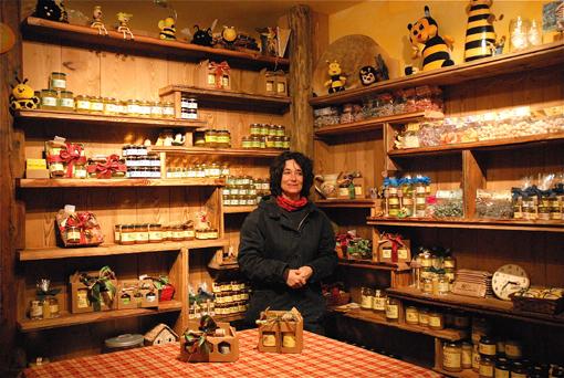Il miele a la magdeleine cordef for 2 negozio di storie con alloggi