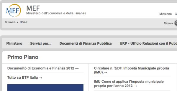 MEF - homepage