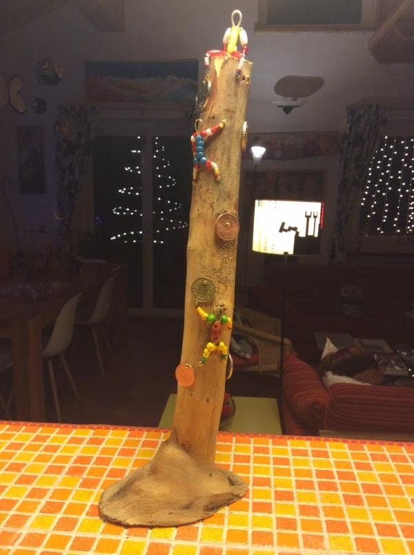 L'albero dei soldi (i Cordini di Cordef, 2015, cm. 30)