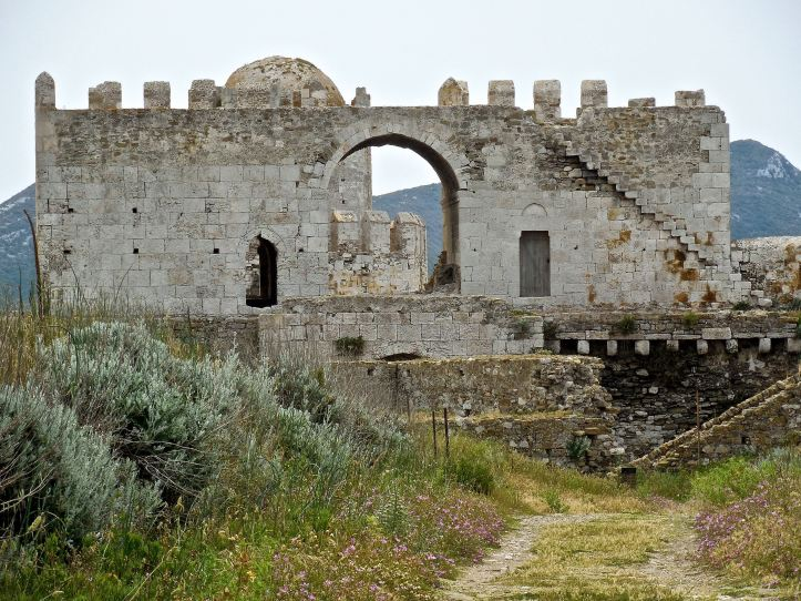Il castello di Methoni
