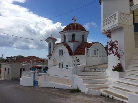 Aperi, una chiesa