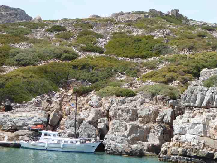 La barca Captain Manolis di Giorgios Protopapas