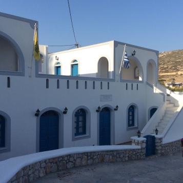 Donousa: Il municipio