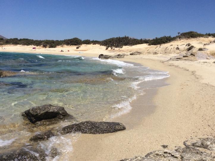 Le spiagge di Alico