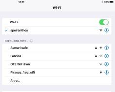 Ma quanti wi-fi!
