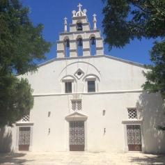 La chiesa di Apirathes