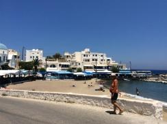 La spiaggetta di Apollonas