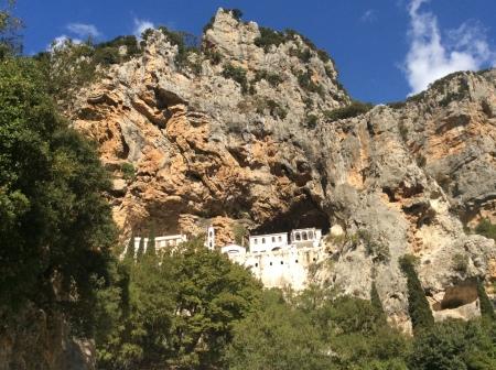 Il monastero di Sintzas