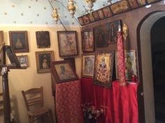 Una cappella a Sintzas