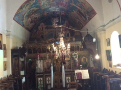 Sintzas monastery