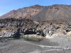 Il retro di Playa Nueva