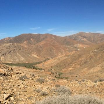 Vista dal Mirador de Los Morretes