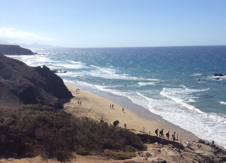 Playa del Viejo Rey