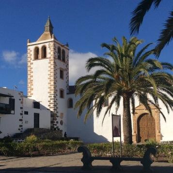 Betancuria, la chiesa Nuestra Señora de la Concepción