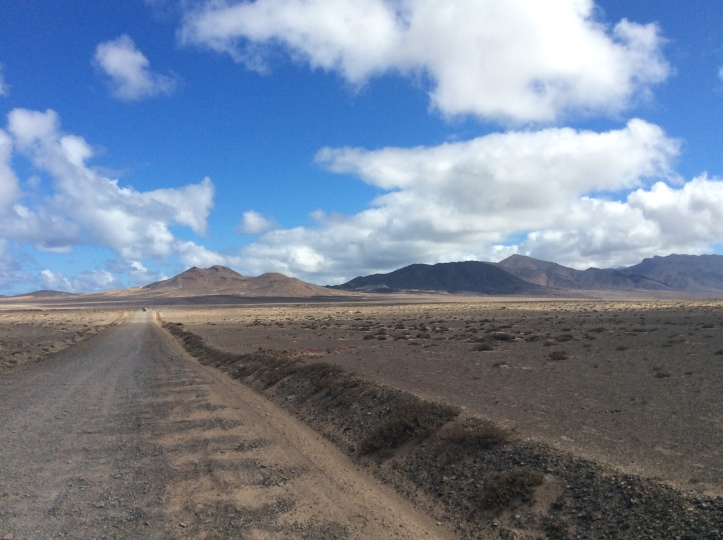 Punta de Jandia, verso El Cotillo