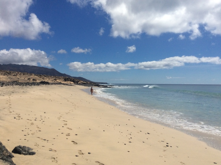 Punta de Jandia: spiaggetta