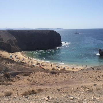 Altra spiaggia a Papagayo