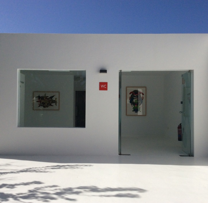 Casa Museo César Manrique, i servizi...