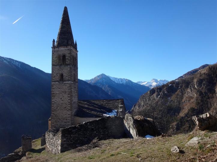 La chiesa di San Peyre (Xiii secolo)
