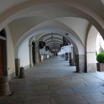 i bellissimi portici
